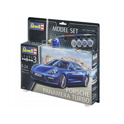 Купить Набор со сборной моделью Porsche Panamera 2, 1:24, Revell, Сборные модели