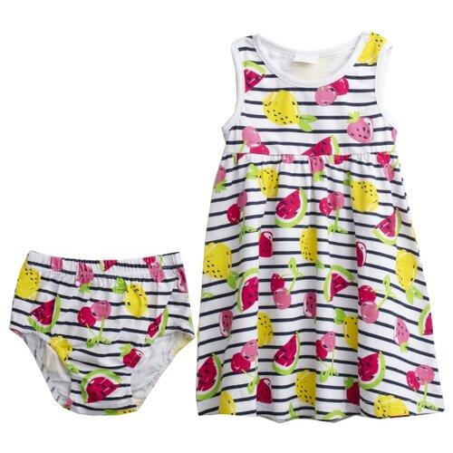 комплект одежды playtoday размер 92 красный белый темно синий Комплект одежды playToday размер 74, белый/красный/синий/желтый