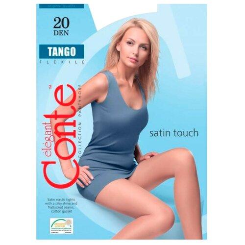 Колготки Conte Elegant Tango, 20 den, размер 4, grafit (серый)