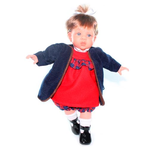 Кукла Lamagik Маленькие зубки девочка, 38 см, 12011C