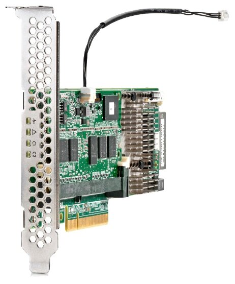 SAS/SATA RAID контроллер HP 726821-B21