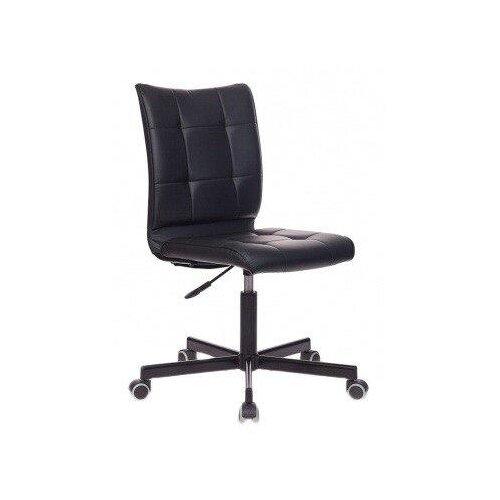 Компьютерное кресло Бюрократ CH-330M офисное, обивка: искусственная кожа, цвет: черный цена 2017