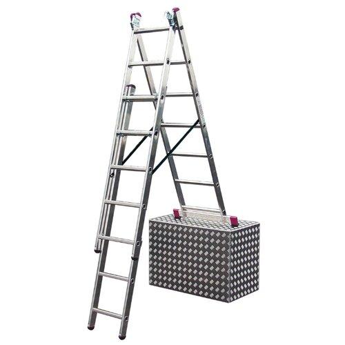 Лестница трансформер 3-секционная KRAUSE CORDA 13392