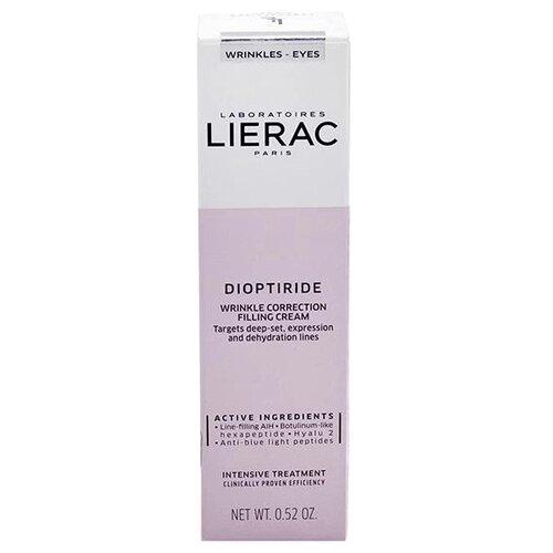 Купить Lierac Крем-филлер для коррекции морщин вокруг глаз 15 мл