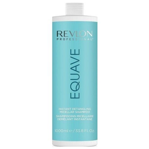 Revlon Professional шампунь Equave Instant Detangling Micellar, 1 л по цене 3 025