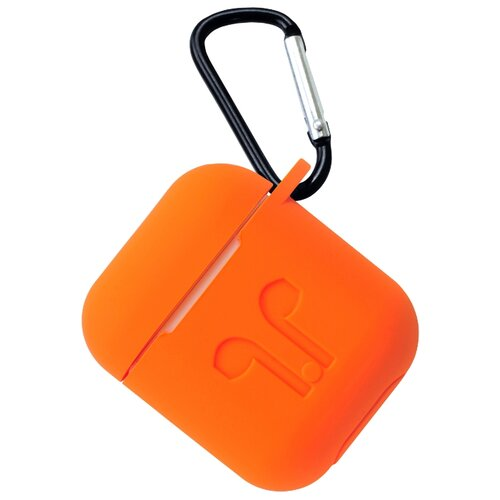 Чехол Gurdini Soft Touch оранжевый