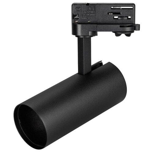 Корпус Arlight SP-POLO-TRACK-4TR-LEG-R65 черный корпус светильника arlight sp polo track 4tr leg r85 bk 1 3 350ma