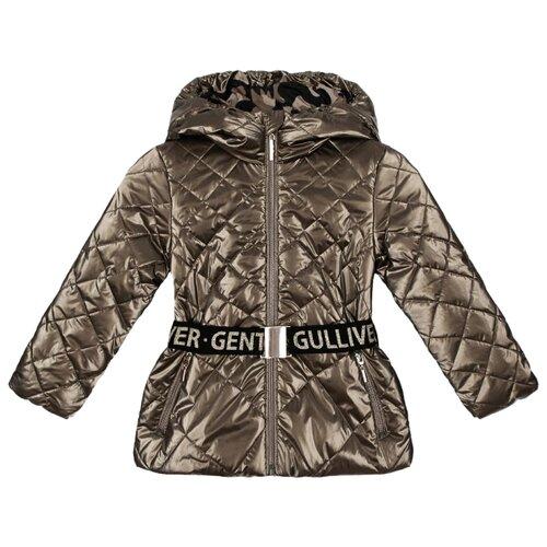 Купить Куртка Gulliver 22001GMC4104 размер 98, бронзовый, Куртки и пуховики