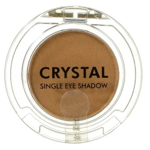TONY MOLY Тени для век Crystal Single Eye Shadow M09 Sweep Brown bobbi brown eye shadow тени для век banana
