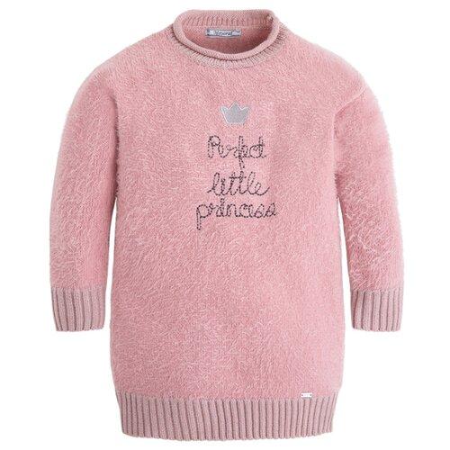 Купить Джемпер Mayoral размер 104, розовый, Свитеры и кардиганы