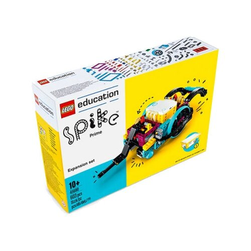 education Конструктор LEGO Education Spike Prime 45680 Ресурсный набор