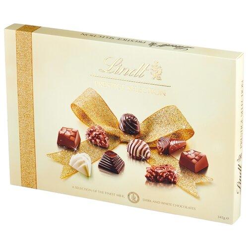 Набор конфет Lindt Престижная коллекция 345 г белый