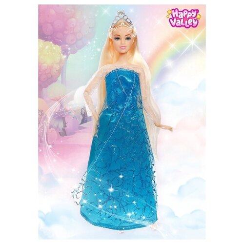 Купить Кукла Happy Valley Сказочная принцесса. Снежные истории, 32 см, 4237713, Куклы и пупсы