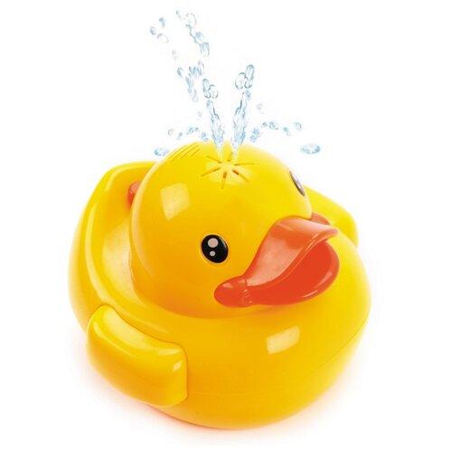 Игрушка для ванной Жирафики Утенок (939618) желтый игрушка для ванной yako утенок