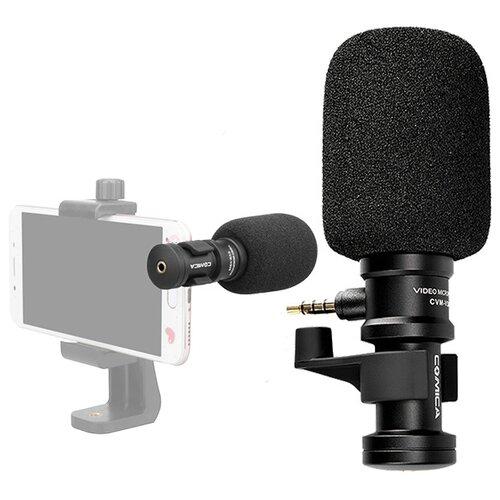Микрофон Comica CVM-VS08 miniJack 3.5 мм