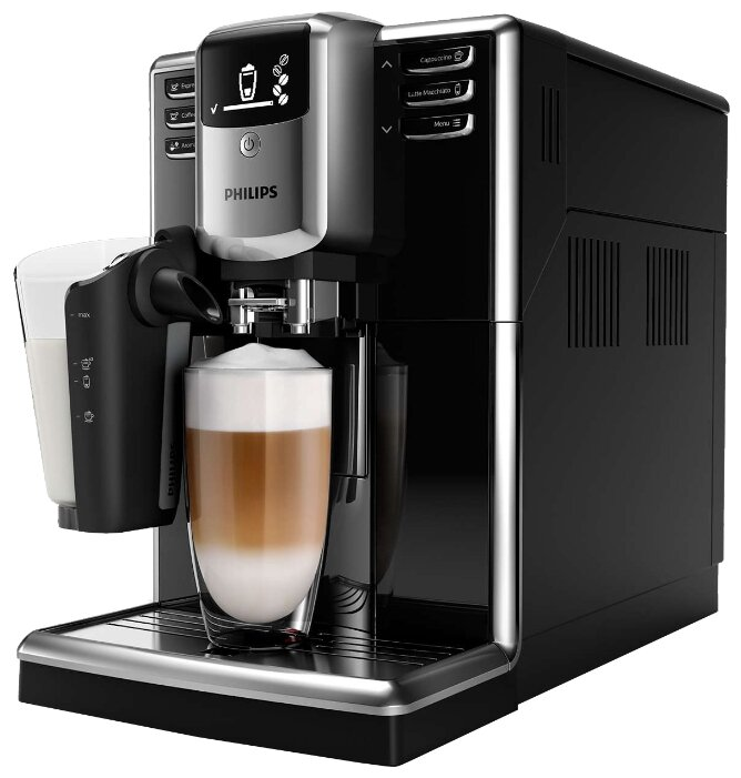 Кофемашина Philips EP5330 LatteGo