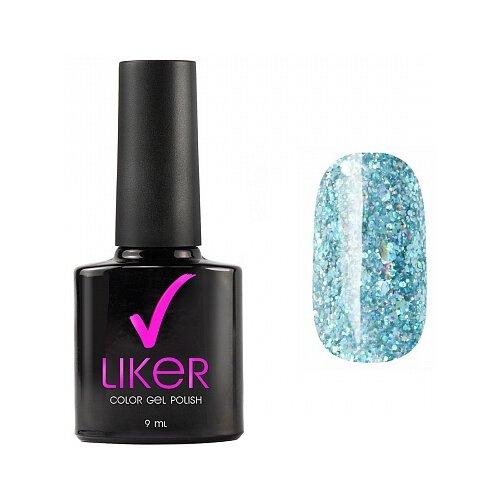 Купить Гель-лак для ногтей Runail Professional Liker, 9 мл, 4648