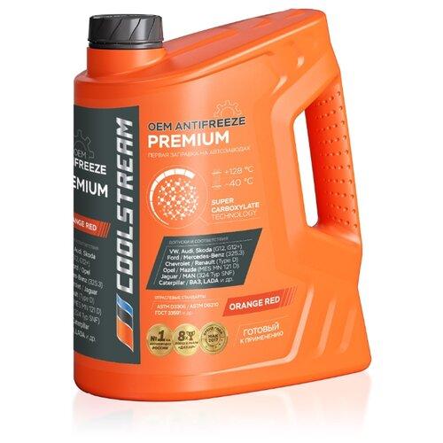 Антифриз CoolStream Premium 40 5 кг