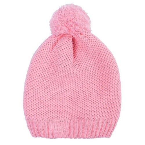 Купить Шапка playToday размер 54, светло-розовый, Головные уборы