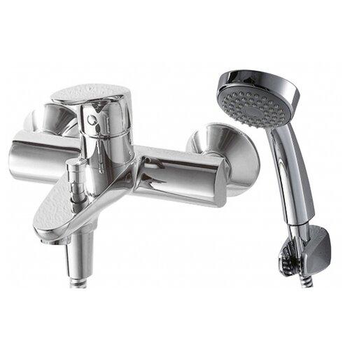 Душевой набор (гарнитур) Bravat Drop F64898C-B/D244C хром смеситель для ванны bravat drop f64898c l универсальный хром