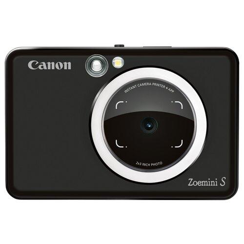 Фото - Фотоаппарат моментальной печати Canon Zoemini S матовый черный фотоаппарат