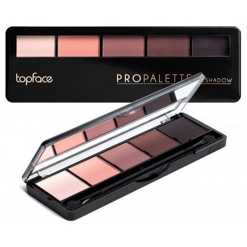 Купить Topface Палетка теней ProPalette Eyeshadow 015