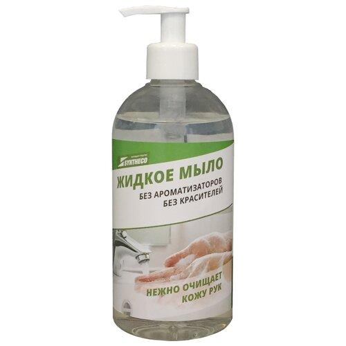 Мыло жидкое Syntheco без ароматизаторов, без красителей, 500 г мыло жидкое syntheco без