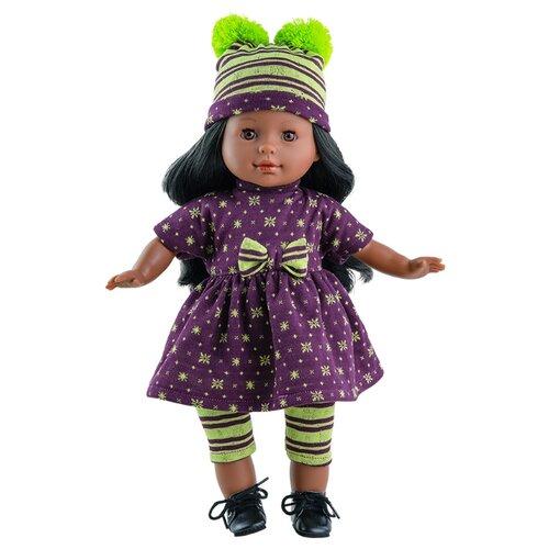 Фото - Кукла Paola Reina Эстер 36 см 08206 кукла paola reina елена 21 см 02101