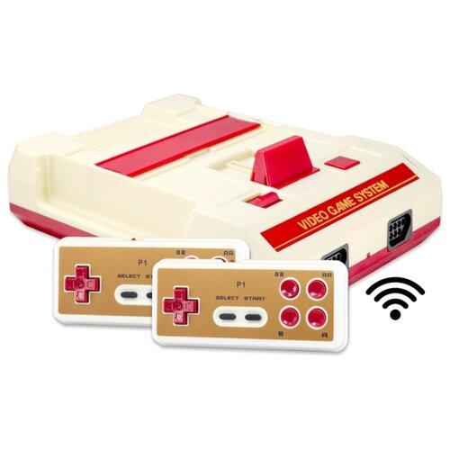 Игровая приставка Retro Genesis 8 Bit Wireless белый