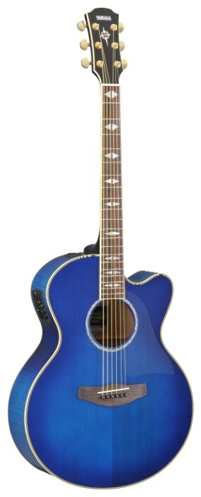 Гитара электроакустическая YAMAHA CPX1000 Ultramarine