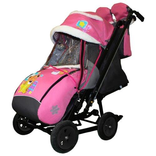 Купить Санки-коляска Galaxy City-2-1, Санки и аксессуары