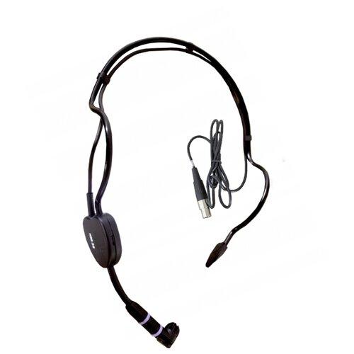 Микрофон Invotone HM38, черный