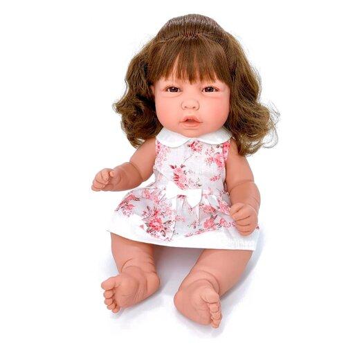 Кукла Manolo Dolls Noa nino, 48см, 8078 кукла младенец manolo dolls мягконабивной canguros 30см 4500