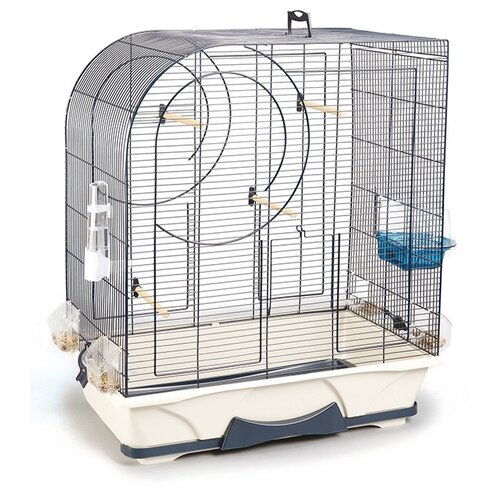 Клетка SAVIC Arte 50 64х38х71см navy blue