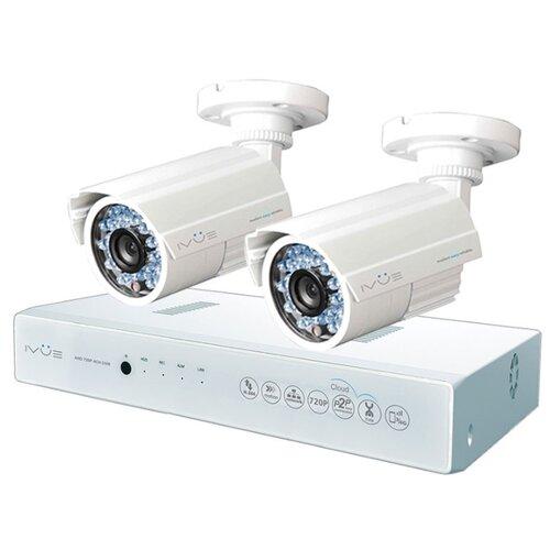 цена на Комплект видеонаблюдения IVUE D5004-AHC-B2 2 камеры
