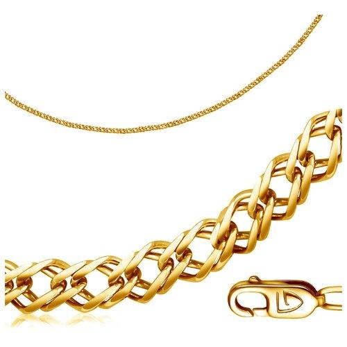 Бронницкий Ювелир Браслет из желтого золота 510500510, 17 см, 2.29 г