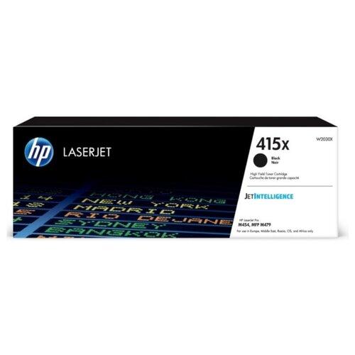 Фото - Тонер-картридж HP 415X W2030X для HP LJ M454/MFP M479 картридж лазерный hp 415x w2033x пурпурный 6000стр для hp lj m454 mfp m479