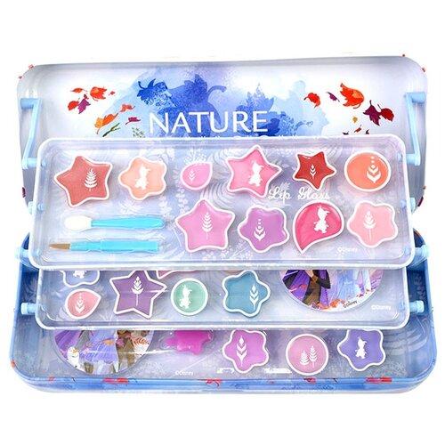 Фото - Набор косметики Markwins Frozen 1599003E markwins 9607351 frozen набор детской декоративной косметики в дорожном чемодане