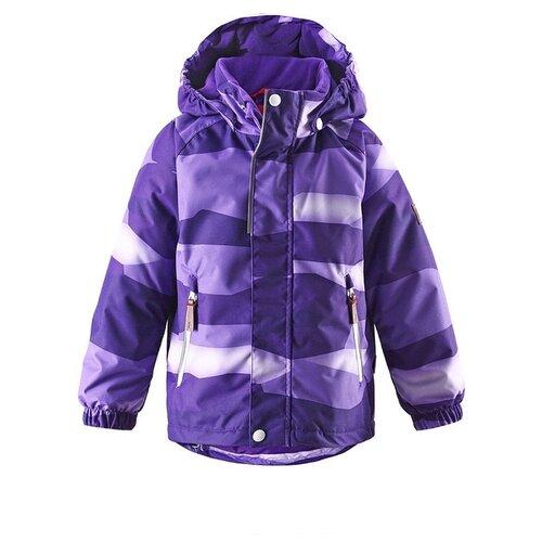 Купить Куртка Reima Tyyni 521425 размер 116, 5917 фиолетовый, Куртки и пуховики