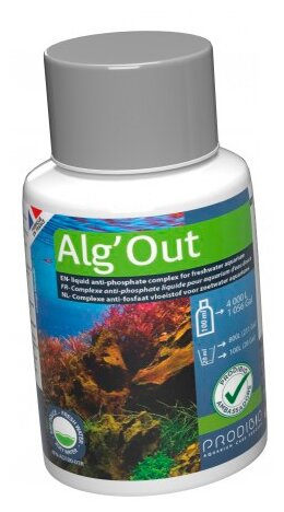 Prodibio Alg'Out средство для борьбы с водорослями