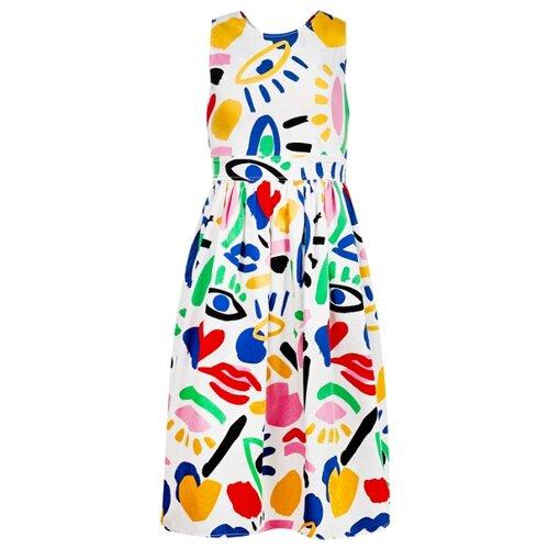 Платье Stella McCartney размер 104, белый