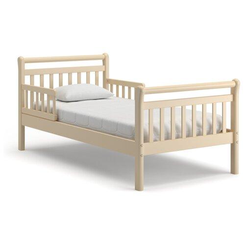 Кровать детская Nuovita Delizia, размер (ДхШ): 176.5х87 см, спальное место (ДхШ): 160х80 см, каркас: массив дерева, цвет: avorio