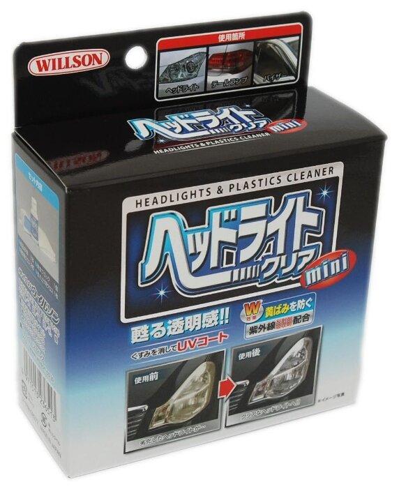Willson Полироль для фар и прозрачного пластика WS-02077, 0.05 л