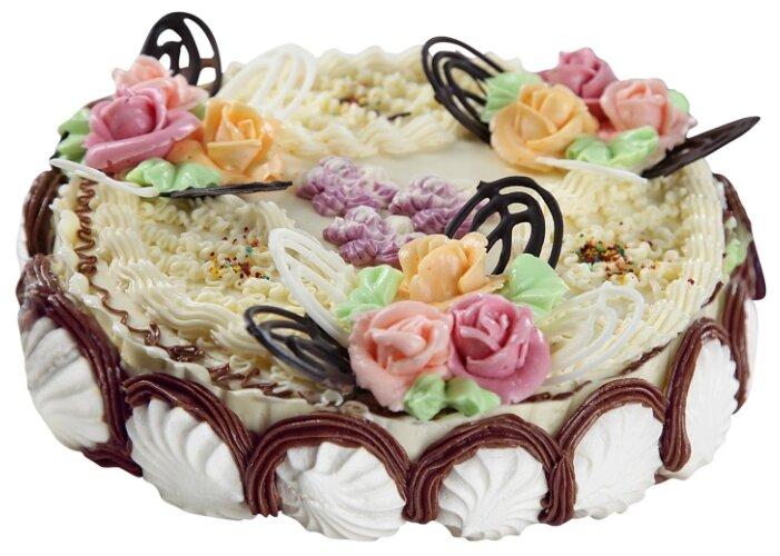 Торт маска (бисквитный торт), 1 кг., Добрынинский