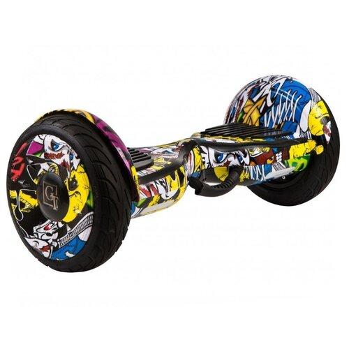 Гироскутер GT Smart Wheel Aqua 10.5 хип хоп