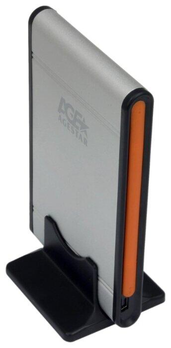 Корпус для HDD/SSD AGESTAR SUB2A1