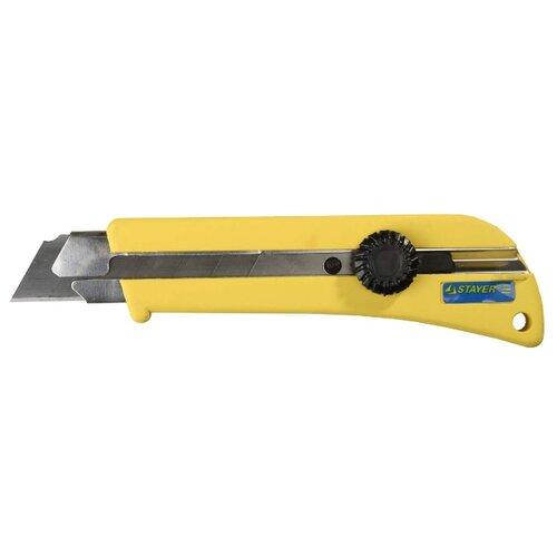 Монтажный нож STAYER Profi 09173 нож martor secunorm profi 25mdp 120700 02