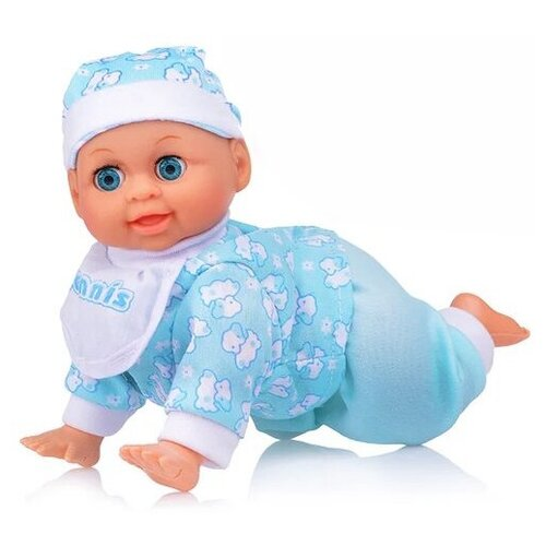 Пупс Oubaoloon Funny Baby's Crawling baby, 3338-10