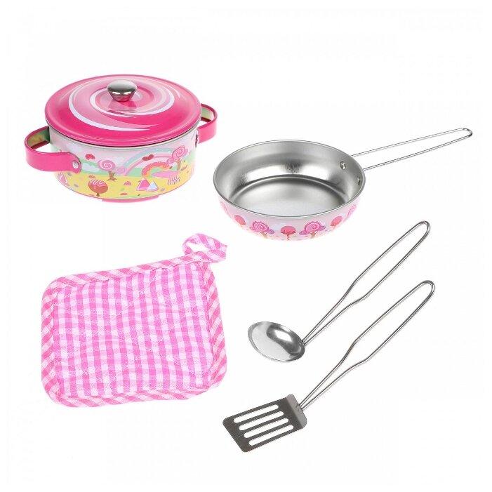 Набор посуды Mary Poppins Карамель 453169