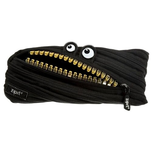ZIPIT Пенал Grillz Pouch (ZTM-GR) black zipit пенал сумочка neon pouch цвет розовый